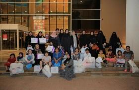 «أصدقاء مرضى السرطان» تنظم جولة تسوّق «كسوة العيد» لـ 27 طفل مصاب بالسرطان