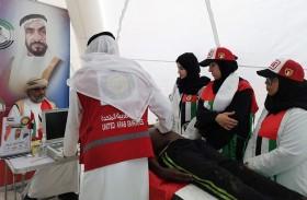 أم الإمارات قدمت نموذجا عالميا في ترسيخ العمل التطوعي والعطاء المجتمعي والتسامح الإنساني