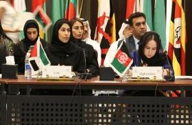حصة بوحميد : القيادة الرشيدة مكنت المرأة الإماراتية بقوة القوانين والتشريعات