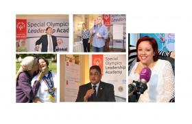 انطلاق أكبر تجمع لمدراء التسويق الرياضي وتطوير الشراكة والمبادرات والصحة للأولمبياد الخاص  الدولي  بالقاهرة بمشاركة  9 دول عربية