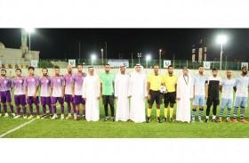 انطلاق بطولة القائد العام لشرطة أبوظبي الرياضية الرمضانية