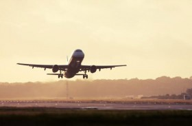 الطائرة في الجو وقائدها مصاب بكورونا