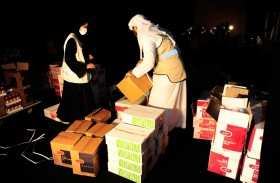 جامعة أبوظبي تطلق مبادرة «من أجلك يا سودان» بالتعاون مع الهلال الأحمر الإماراتي