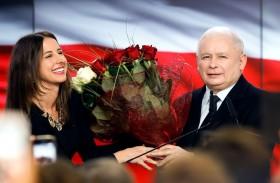 فوز المحافظين القوميين في انتخابات بولندا