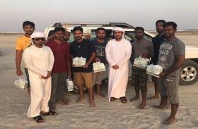 بلدية الحمرية تطلق حملة سلامتك أولا  للحفاظ على سلامة مرتادي الشاطئ خلال أيام العيد