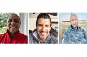 نجوم الكرة العالمية ينضمون لمبادرة مجلس دبي الرياضي «خلك نشيط وخلك سليم»