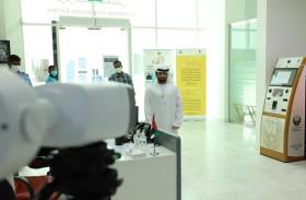 كاميرات حرارية متطورة في مركز سبيد