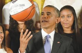 أوباما شريكاً لـ «أن بي آيه» إفريقيا
