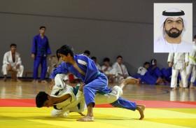 لاعبو فريق نادي اتحاد كلباء يحظون بأكثر الميداليات في بطولة عام التسامح لفردي الجودو