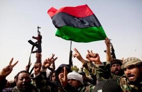 محور عربي جديد لوقف العبث التركي في ليبيا