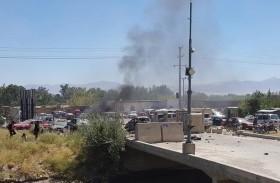 تفجير انتحاري داخل مبنى حكومي في أفغانستان