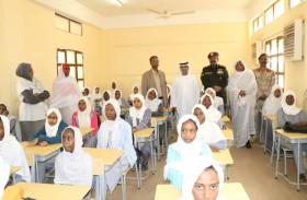 أبوظبي للتنمية يورد الدفعة الثانية من المستلزمات التعليمية للسودان