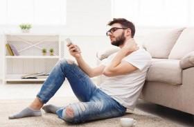 ما هي متلازمة عنق الهاتف المحمول؟