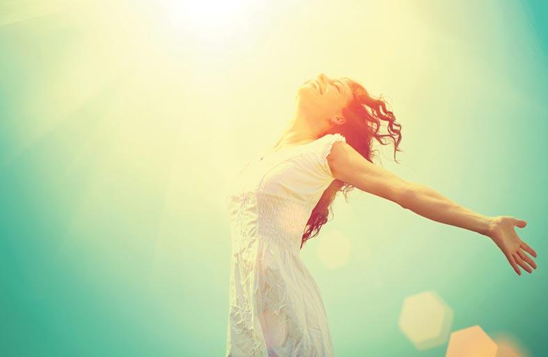 الشعور بالسعادة تحفزنا للعمل بجهد اكبر