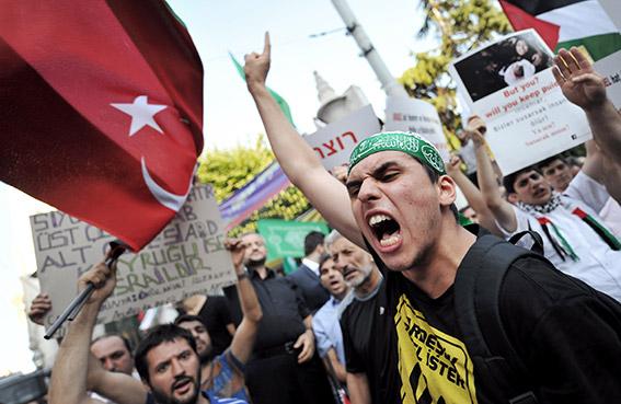 تحركات عربية وقلق دولي لتصعيد العدوان في غزة