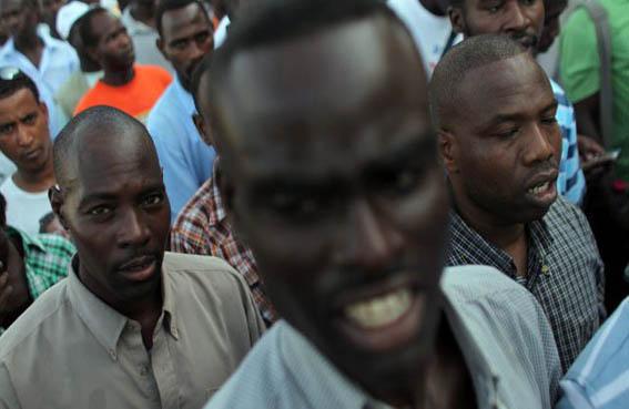 إسرائيل تتوصل لاتفاق لترحيل مهاجرين إريتريين