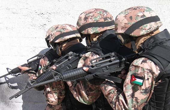 الجيش الأردني يؤكد استعداده لأي مواجهة
