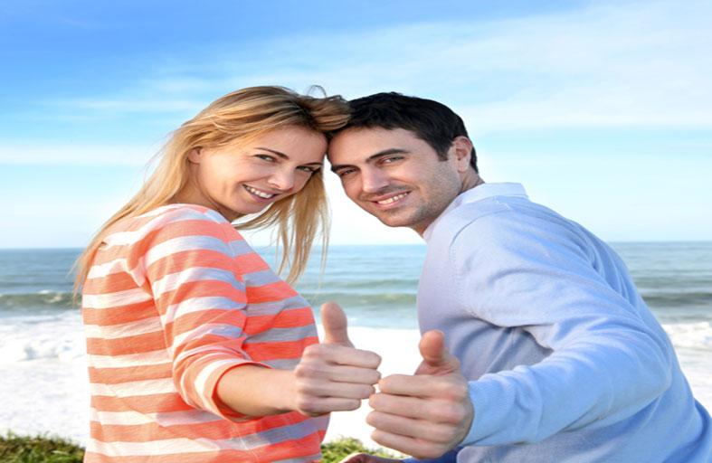 الزواج الصحي يمنحكما حياة سعيدة وعمراً مديداً