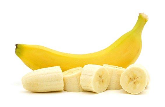 الموز يخلصك من السعال