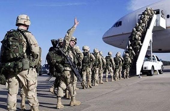 هل يرسل ترامب قوات برية أمريكية الى سوريا؟