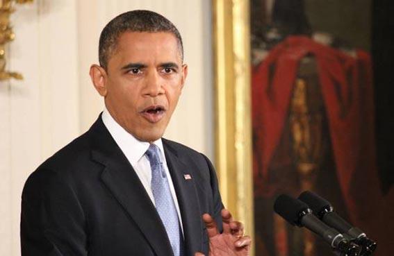 أوباما: لا أصبغ شعري كزملائي