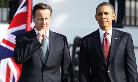 أوباما وكاميرون يرفضان عقوبات جديدة على إيران
