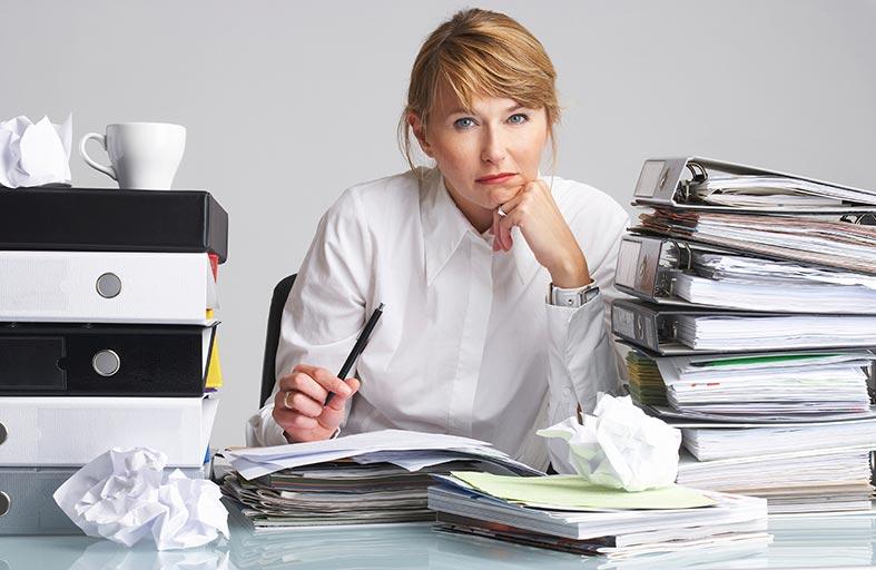 عملك في المكتب .. هل حياتك مهدد بالخطر؟