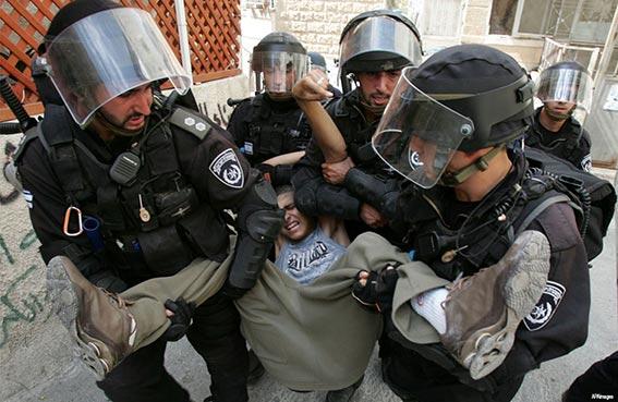 الجيل الفلسطيني الجديد يفاجيء الإسرائيليين