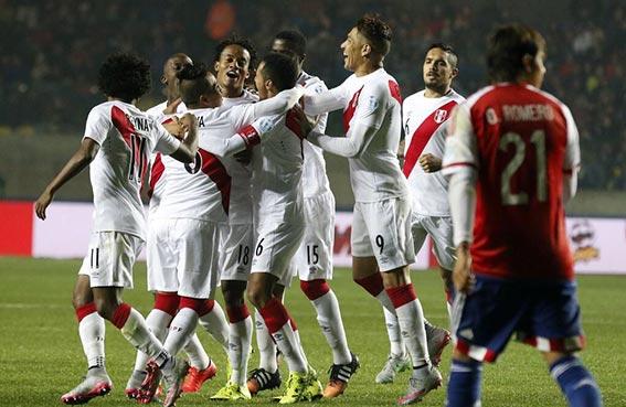 البيرو تخطف المركز الثالث في كوبا اميركا