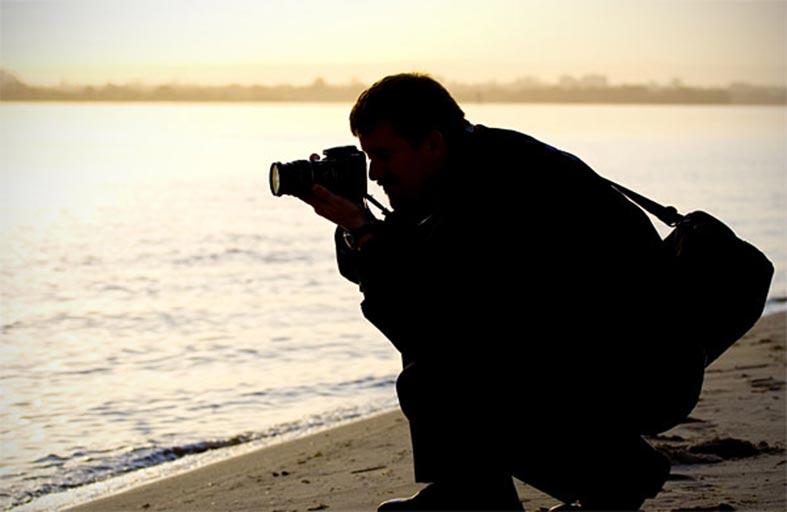 مصور ينجو من حوت بأعجوبة