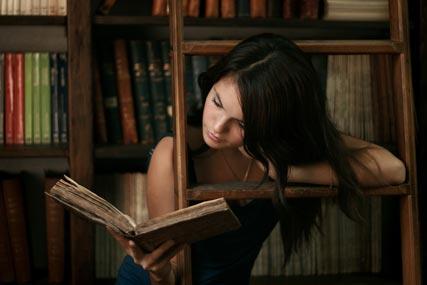 القراءة الأدبية تحفز الدماغ