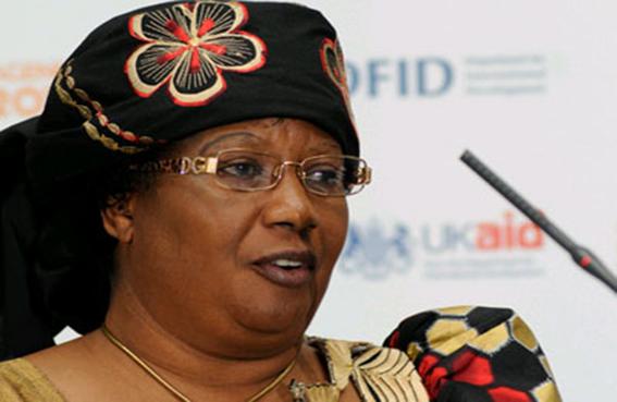 رئيسة ملاوي تشيد بمساعدات تقدمها هيئة الهلال الأحمر لبلادها