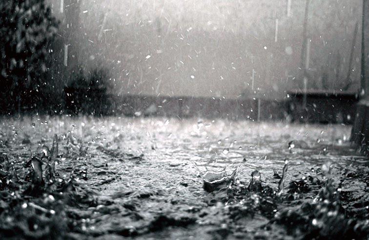 3.2 مليون متر مكعب من المياه حجزتها السدود من تساقط أمطار الخير