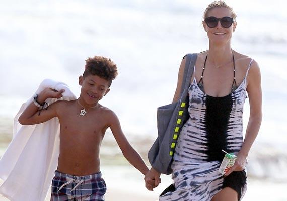 كلوم تنقذ ابنها ومربيته من الغرق