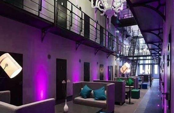 سجن يتحول إلى فندق 5 نجوم