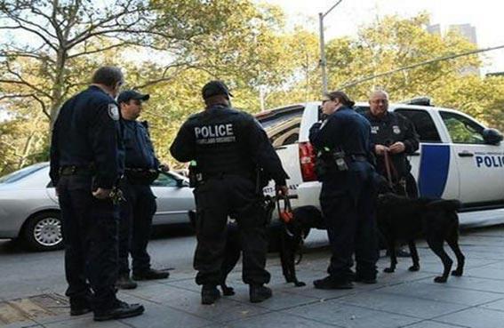 إطلاق النار على مقر شرطة دالاس الأمريكية