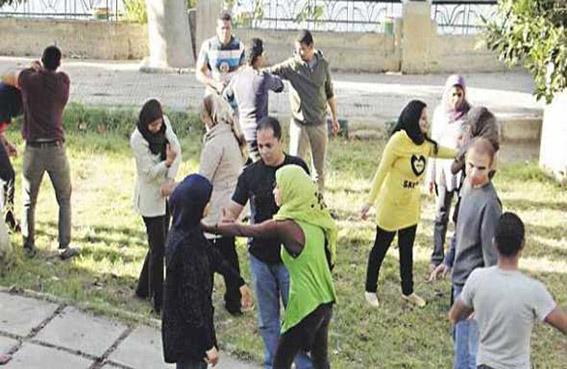 قوات خاصة لحماية المرأة في مصر