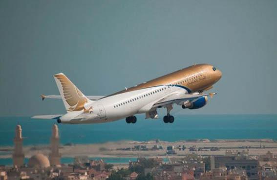 طيران الخليج البحرينية تنتهي من إعادة الهيكلة