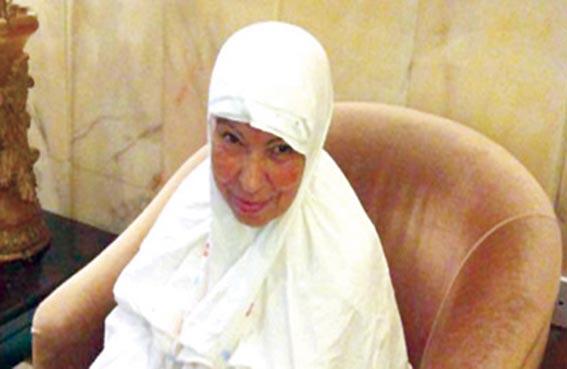 تونسية تستعيد بصرها في مكة