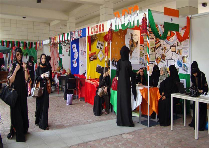 طالبات تقنية دبي إلى عالم ريادة الأعمال من خلال 34 مشروعا مميزا