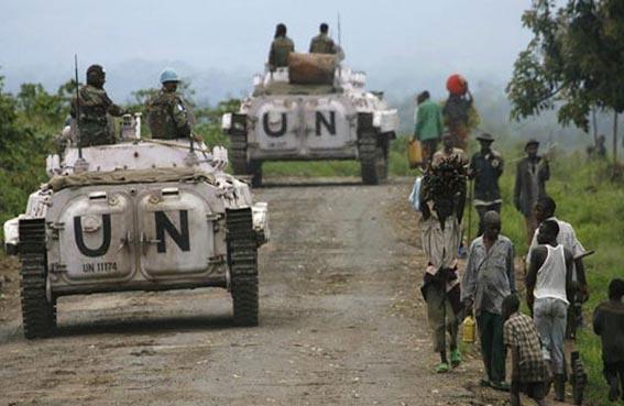 مقتل تنزانيين من قوات الأمم المتحدة لحفظ السلام في الكونجو
