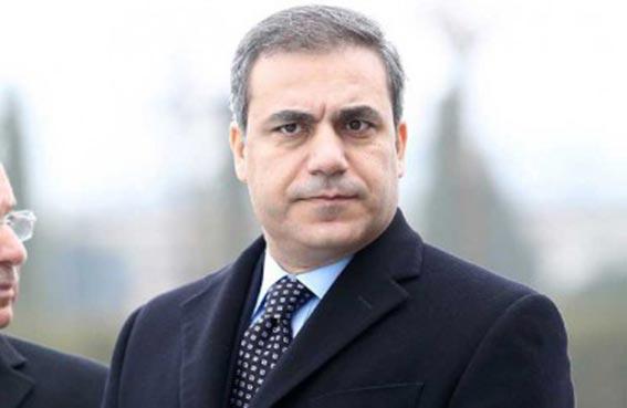 استقالة رئيس المخابرات التركية لخوض الانتخابات