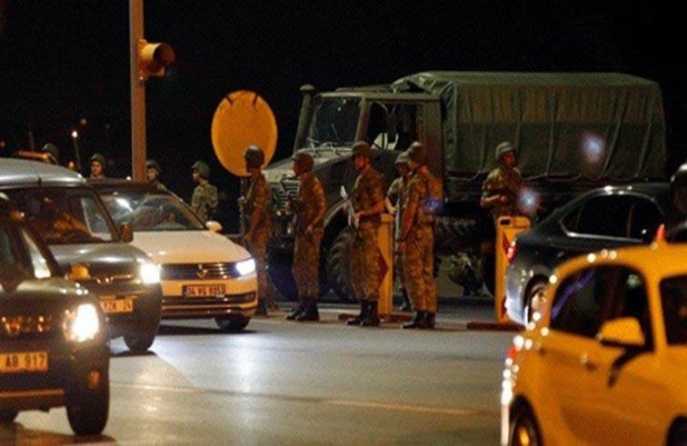 صحف إسرائيلية: انقلاب تركيا