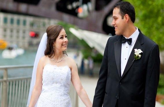 تفضح خيانة خطيبها يوم الزفاف