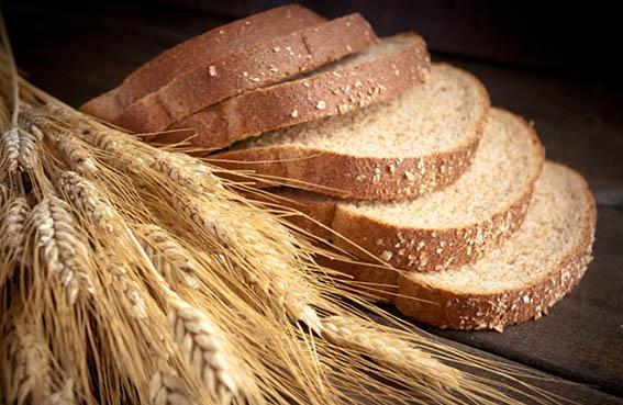 خبز القمح يساعد في التغلب على الجوع