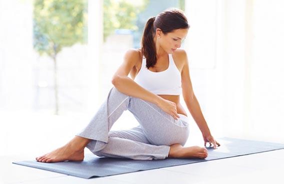 اليوجا تقوي الجهاز العصبي وتحسن صحة المخ