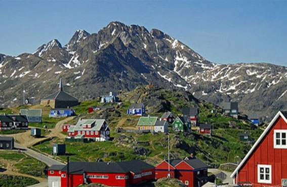 العربي الوحيد في غرينلاند يصوم 21 ساعة