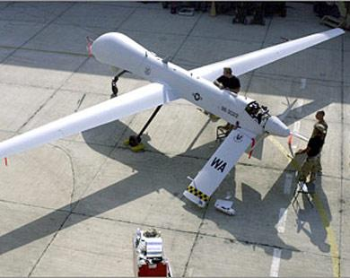 طائرات بلا طيار لنقل الأغراض لا البيانات