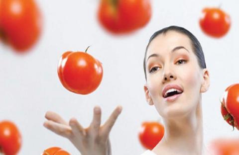 الطماطم تحمي الجلد من السرطان والتجاعيد