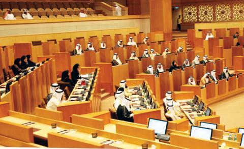 مالية الوطني الاتحادي تستكمل مناقشة الحساب الختامي للاتحاد 2011
